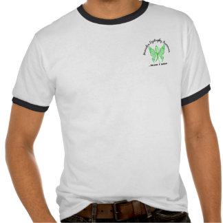 Grunge Tattoo Butterfly 6.1 Muscular Dystrophy Shirt
