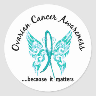 Ovarian Cancer Tattoo Gifts On Zazzle