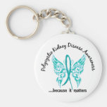 Grunge Tattoo Butterfly 6.1 PKD Key Chains