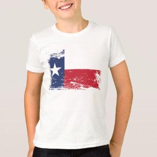 Grunge Texas Flag T-Shirt