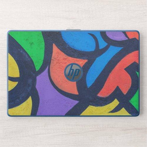 Grunge texture art HP Notebook 15_dw0091nrLaptop HP Laptop Skin