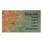 Grunge Textured ARt Website Business Card
