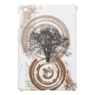 Grunge Tree iPad Mini Case
