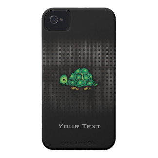 Grunge Turtle iPhone 4 Case-Mate Case