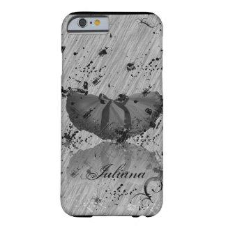 Grunge Tutu on Grey iPhone 6 case