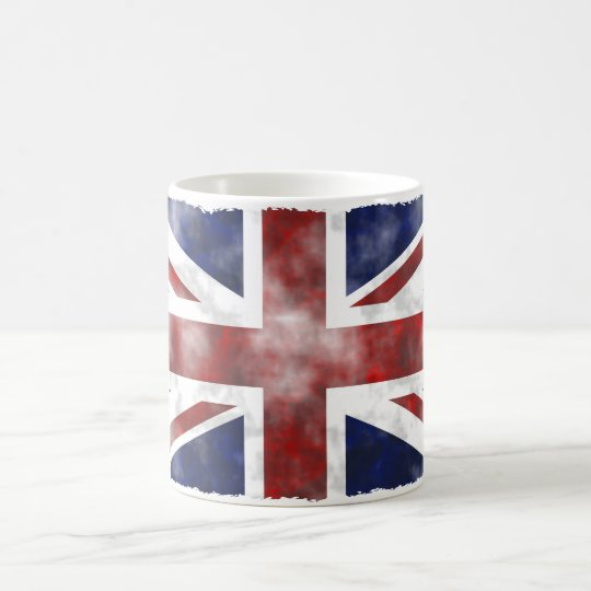 Grunge UK Coffee Mug