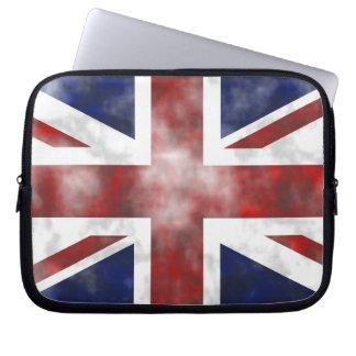 Grunge UK Computer Sleeve