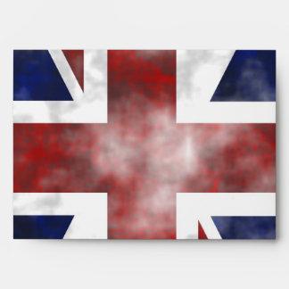 Grunge UK Envelope