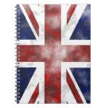 Grunge UK Notebooks