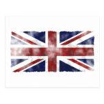 Grunge UK Postcard