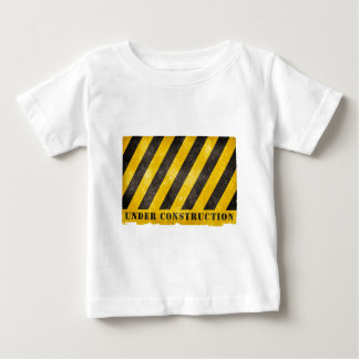 Grunge Under Construction T Shirt