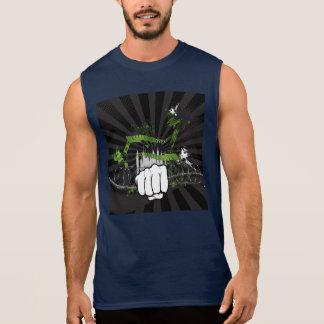 Grunge Urban Fist - Urban Warrior Sleeveless Shirt