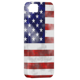 Grunge USA iPhone 5 Cover