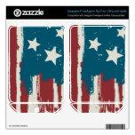 Grunge USA Flag FreeAgent GoFlex Skins
