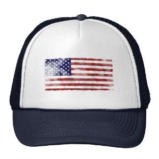Grunge Usa Trucker Hat