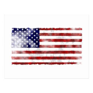 Grunge Usa Post Cards