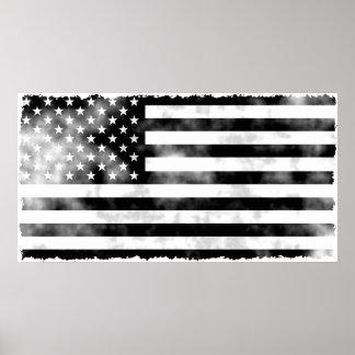 Grunge USA Poster