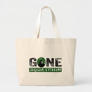 Grunge (verde) ido Squatch de Squatchin Bolsas