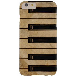 Grunge vintage piano barely there iPhone 6 plus case