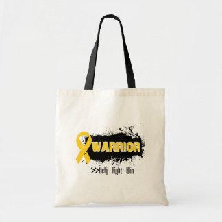 Grunge - WARRIOR - Neuroblastoma Bags