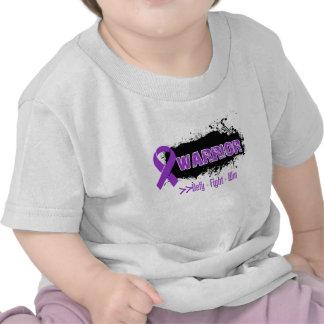 Grunge - WARRIOR - Pancreatic Cancer Tees