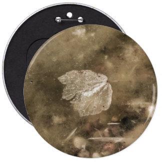 Grunge water pinback buttons