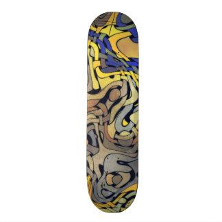 GRUNGE WEAVE Skateboard
