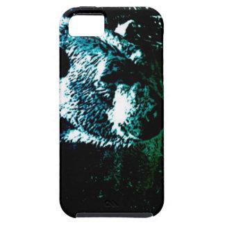 Grunge wilderness wildlife arctic polar bear iPhone SE/5/5s case