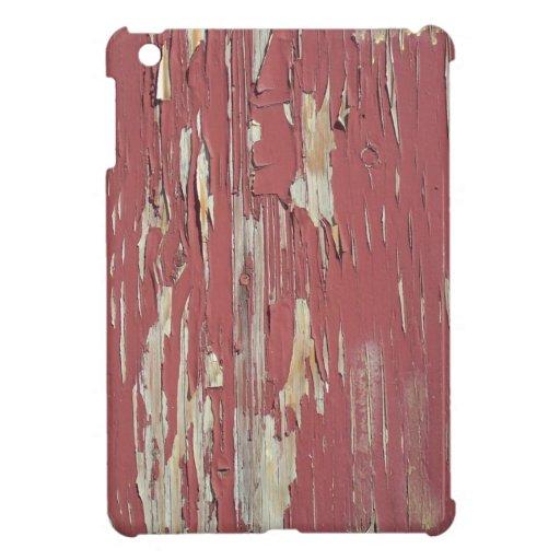 Grunge Wood Case For The iPad Mini