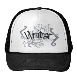 Grunge Writer Trucker Hat