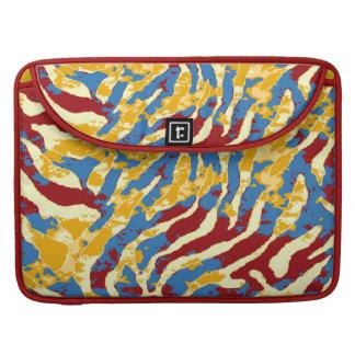 GRUNGE ZEBRA MacBook Pro Sleeve
