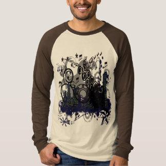 Grunged City T-Shirt