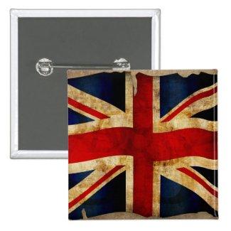Grunged Union-Jack