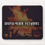 GrungeMedia Networks Mouse Pad