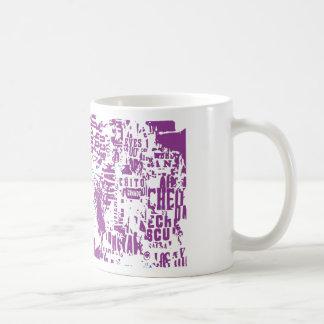 Grunge'n'Typos Coffee Mug