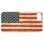 Grungy American Flag iPhone 5C Covers