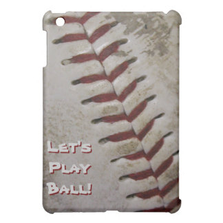 Grungy Baseball iPad Speck Case Cover For The iPad Mini