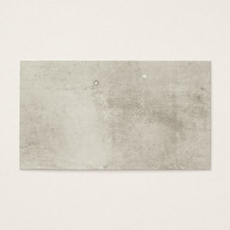 Grungy Blank Textured Paper Business Card