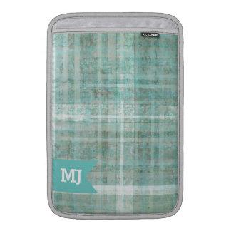 """Grungy Blue Extra Durable Macbook Air 11"""" Sleeve MacBook Sleeves"""