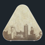"""Grungy city background speaker<br><div class=""""desc"""">Grungy city background &#169; and &#174; Bigstock&#174; - All Rights Reserved.</div>"""
