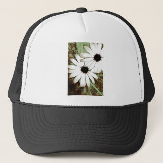 grungy daisys trucker hat