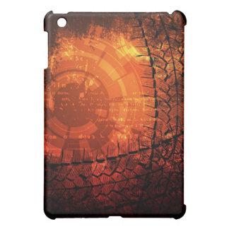 Grungy design case iPad mini cover