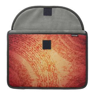 grungy design macbook sleeve MacBook pro sleeves