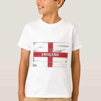 Grungy England Flag T-Shirt