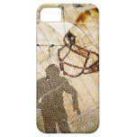 Grungy Football iPhone 5 Cover