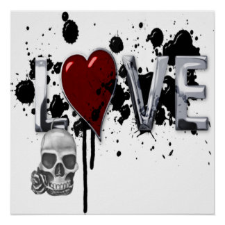 Grungy Love - Poster