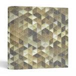 Grungy Mosaics Binder