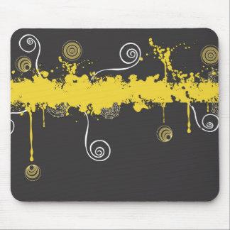 Grungy Mousepad
