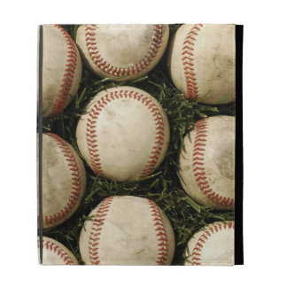 Grungy Old Baseballs iPad Cases