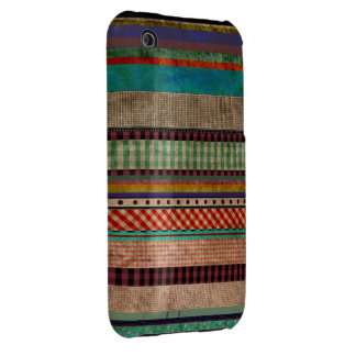 Grungy Old Retro Man - Rupydetequila iPhone 3 Case